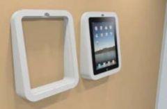 support ipad mural ipad air et pro blog et actu le blog 100 apple ipad. Black Bedroom Furniture Sets. Home Design Ideas
