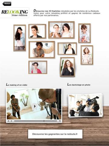 le catalogue la redoute sur l 39 ipad ipad air ipad mini ou pro blog et actu avec le. Black Bedroom Furniture Sets. Home Design Ideas