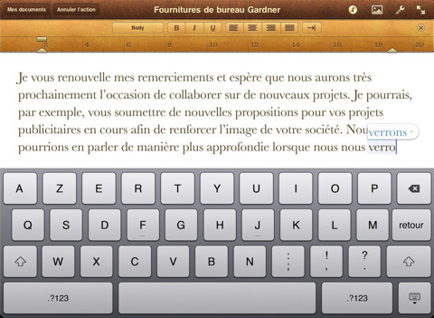 telecharger word traitement de texte