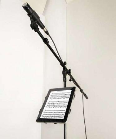 Pupitre musical pour Ipad .pupitre-ipad-2_m