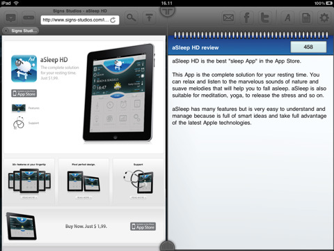 application gratuit ipad air