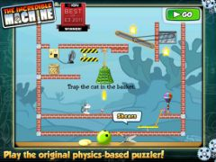 free iPhone app The Incredible Machine