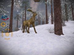 free iPhone app Carnivores: Ice Age
