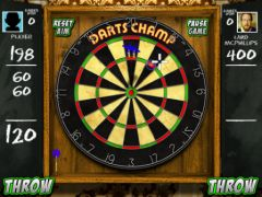 free iPhone app Darts Champ HD