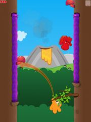 free iPhone app Ninjatown: Trees Of Doom! HD