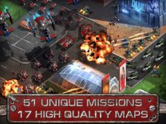 free iPhone app Area 51 Defense HD