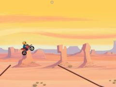 free iPhone app Bike Race