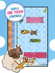 free iPhone app Smelly Cat - A Pet Love Story!