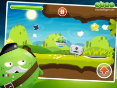 free iPhone app eBoo - space adventures HD