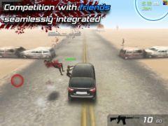 free iPhone app Zombie Highway