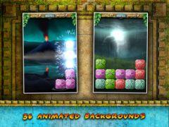 free iPhone app Mayan Puzzle HD