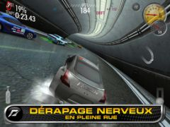 free iPhone app Need For Speed Shift pour iPad