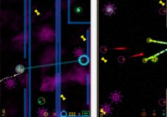 free iPhone app Zeke in Orbit HD