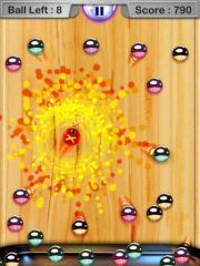 free iPhone app Tap Tap Marble