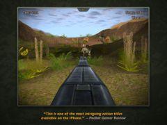 free iPhone app Carnivores: Dinosaur Hunter