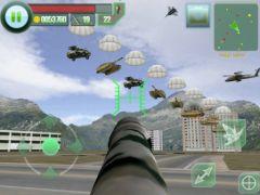 free iPhone app The Last Defender HD