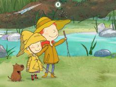 free iPhone app Jours de pluie : Une aventure de Stella et Sacha