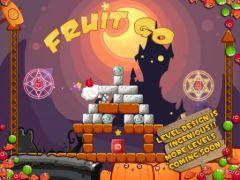 free iPhone app Fruit Go! HD