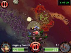 free iPhone app Cosmonauts