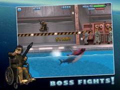free iPhone app Hungry Shark Trilogy HD