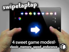 free iPhone app SwipeTapTap