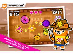 free iPhone app Cowboy Tappi - Tappi Bear