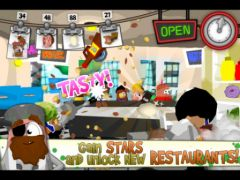 free iPhone app Mad Chef