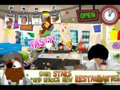 free iPhone app Mad Chef
