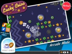 free iPhone app Lucky Coins