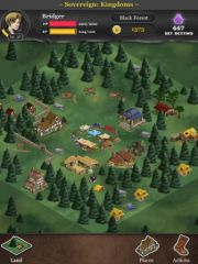 free iPhone app Sovereign: Kingdoms