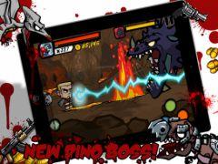 free iPhone app Dino Cap 2 HD