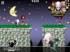 free iPhone app Nosferatu - Run from the Sun