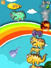 free iPhone app Pocket Dinosaurs 1 HD