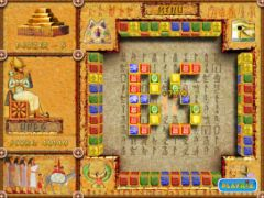 free iPhone app Brickshooter Egypt HD (Premium)