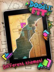 free iPhone app Doodle Fit
