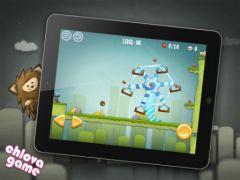 free iPhone app Hedgehog Adventure HD
