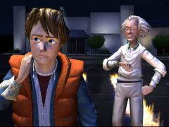 free iPhone app Back to the Future Ep 1 HD