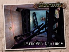 free iPhone app Steamscope HD