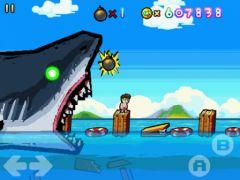 free iPhone app Shark! Shark!-HD