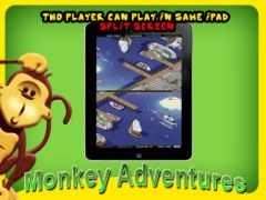 free iPhone app Monkey Adventure HD