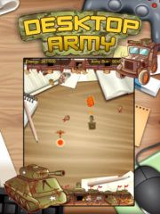 free iPhone app Desktop Army