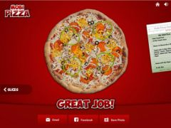 free iPhone app Mobi Pizza