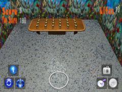 free iPhone app Ring Toss 3D