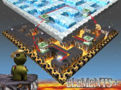 free iPhone app Elements+ Maze