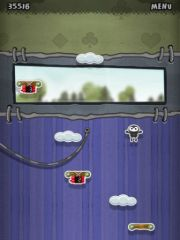 free iPhone app Jump and Fly
