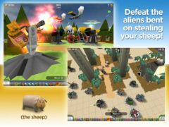 free iPhone app TowerMadness HD