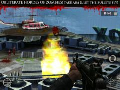 free iPhone app Contract Killer: Zombies