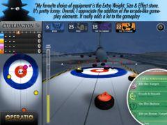 free iPhone app Curlington HD