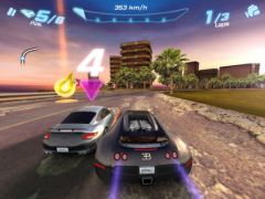 free iPhone app Asphalt 6: Adrenaline HD