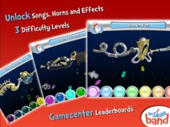 free iPhone app Dr. Seuss Band